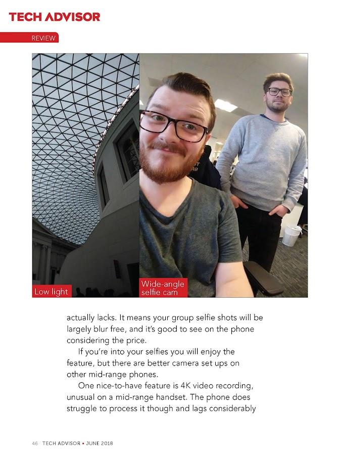 Tech Advisor- screenshot