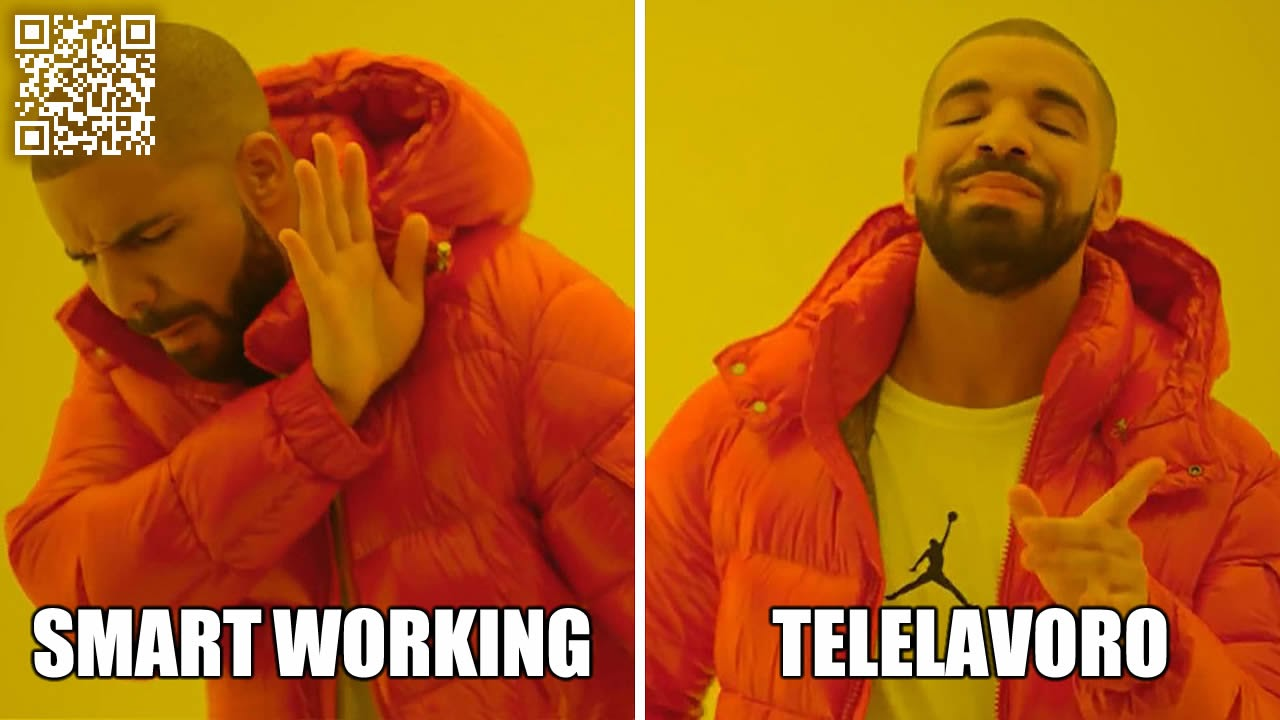 Smart Working vs Telelavoro