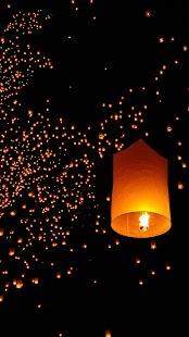 Lantern Festival Živé Tapety - náhled