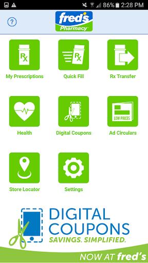 fred's Pharmacy 1.0.02 screenshots 1