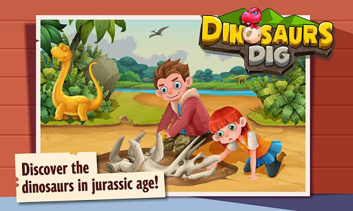 Jurassic Dinosaurs World