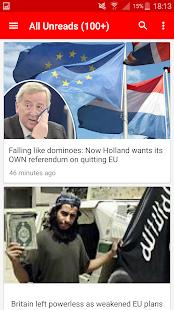 Brexit News - náhled