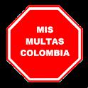Mis Multas - Colombia icon
