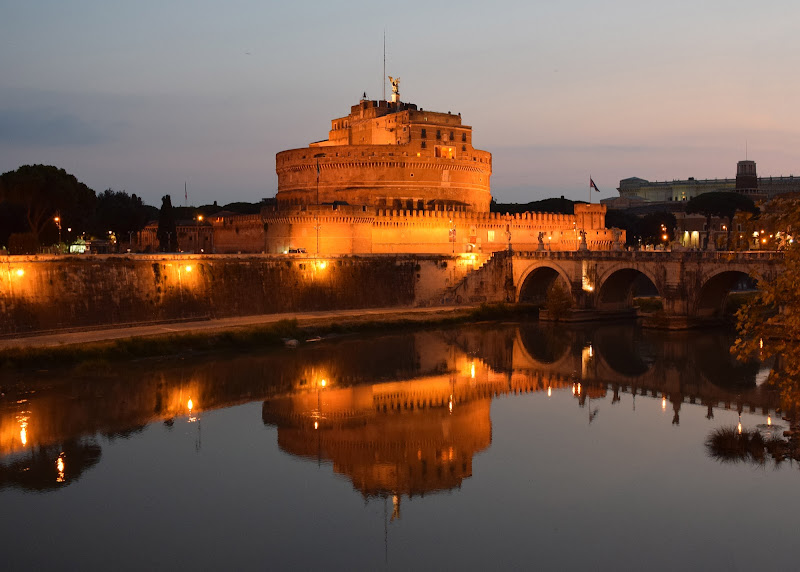 Castel Sant'Angelo Roma di irina sirbu