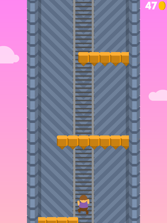Swipe Tower: Endless Runner- screenshot