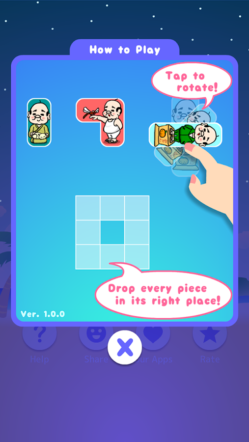 Mr. Puzzle - Free Puzzle Game- screenshot