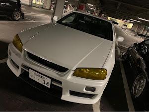 スカイライン ER34 25GT-T 平成13年式のカスタム事例画像 ryuyaさんの2020年02月21日10:52の投稿