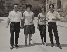 Photo: Por San Juan en Nájera. Proveedor: Ascensión Ojeda Fernández. Año: 1961.