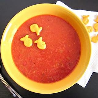 Super Quick Tomato Soup.
