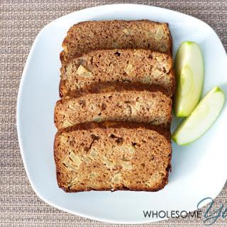 Apple Cinnamon Bread (Paleo, Gluten-Free)