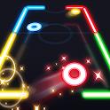 Glow Air Hockey icon