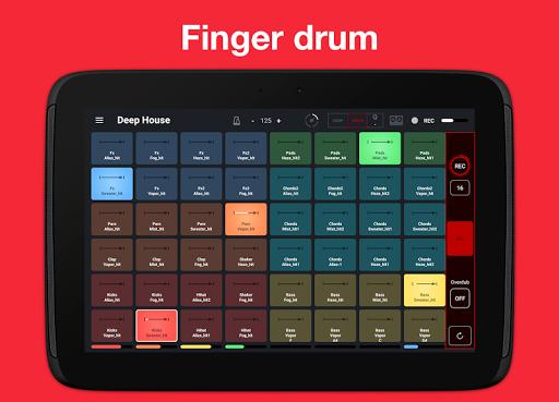 Remixlive - drum & play loops 3.3.5 screenshots 9