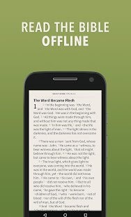 Bible App by Olive Tree – Miniaturansicht des Screenshots