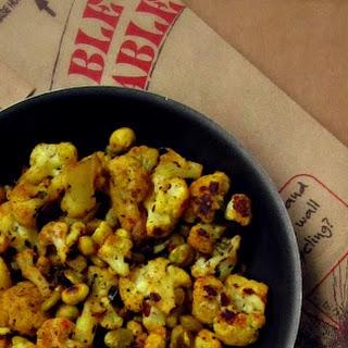 Cauliflower Lima Beans Fry
