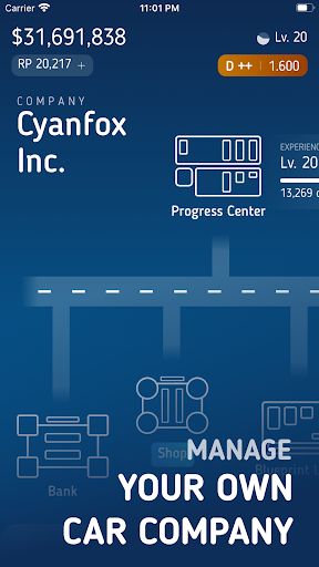 car manufacturer tycoon screenshot 2