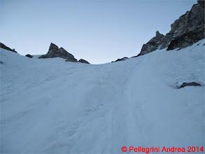Photo: IMG_8899 nel canale di accesso a Passo Solda