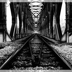 by Nenad Borojevic Foto - Black & White Buildings & Architecture (  )