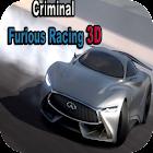 Criminal Furious Racing 3D icon