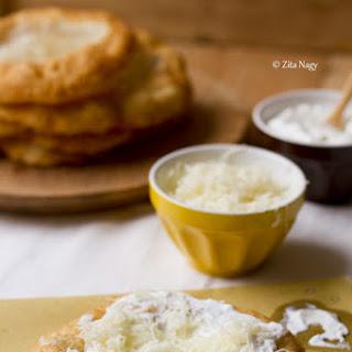 Lángos, The Hungarian Street Food