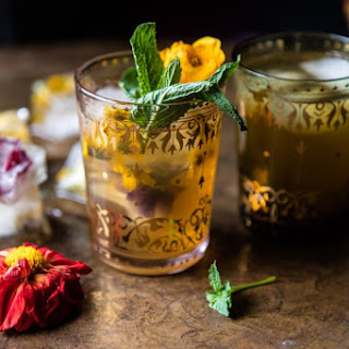 Iced Moroccan Mint Tea Recipe
