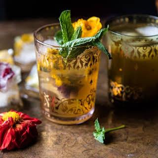 Mint Tea Vodka Recipes.