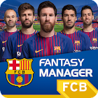 FC Barcelona Fantasy Manager: Real football mobile icon