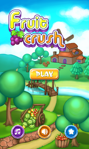 Fruit Crush: The Travel