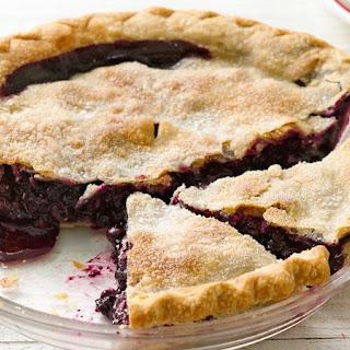 Easiest Ever Blueberry Pie Recipe