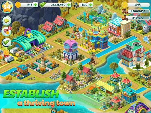 Town City - Village Building Sim Paradise Game 2.2.3 screenshots 10