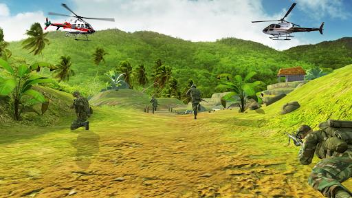 Rules of Jungle Survival-Last Commando Battlefield 1.0 1