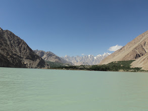 Photo: ATTA ABAD LAKE VISITED IN 2ND DECADE OF JUNE 2011