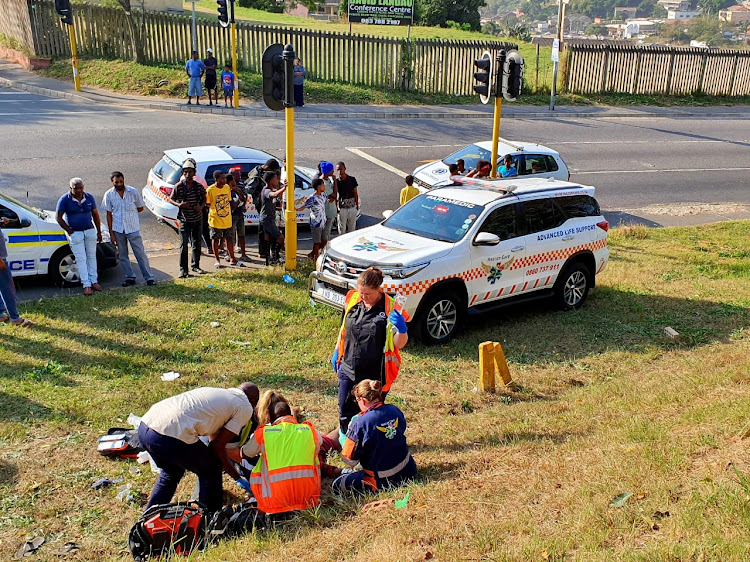 Durban teen in serious condition after being mauled by two pit bulls