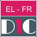 Greek - French Dictionary & translator (Dic1) icon