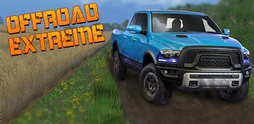 Improve off-road driving skills to drive the 4x4 jeep simulators off-way road.