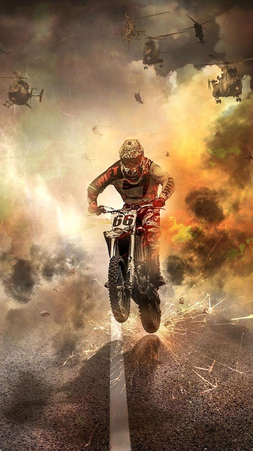 Motocross Wallpaper HD Android Apps on Google Play