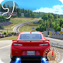 Racing Car Speed Fast icon