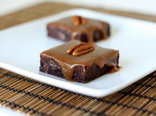 Incredible Turtle Brownies