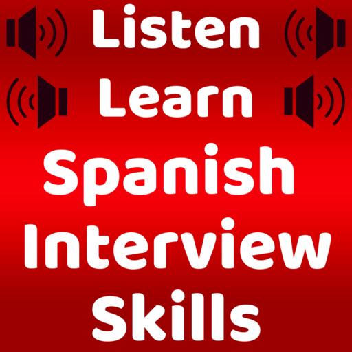 Spanish Interview Preparation - Job Interview App Icon