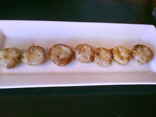 Garlic Butter Stuffed Mushrooms With Swiss Cheese Recipe
