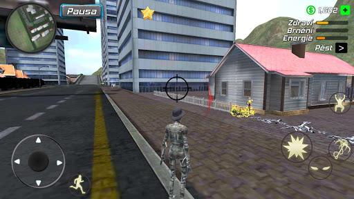 Rope Mummy Crime Simulator: Vegas Hero 1.0.1 screenshots 24