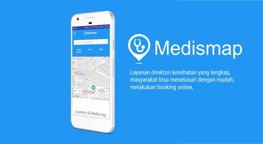 Medismap- screenshot