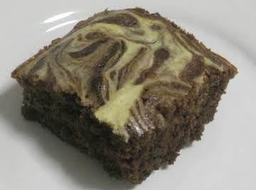 Easy Mocha Cream Cheese Brownies