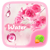 (FREE) GO SMS WATER THEME