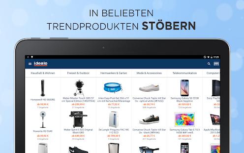 idealo Preisvergleich Shopping – Miniaturansicht des Screenshots
