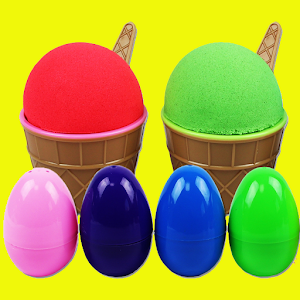 Slime Surprise Eggs Genie
