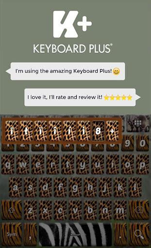 Wild Animals Keyboard
