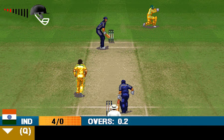 IND vs AUS Cricket Game 2016 1.0.9 screenshot 435885