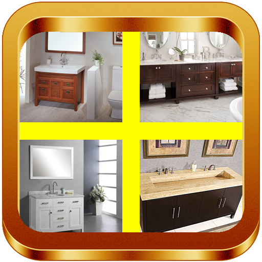 Bathroom vanities design ideas android apps on google play for Bathroom redesign app