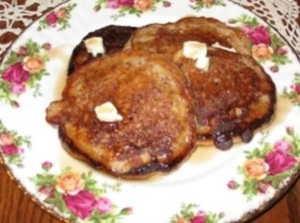 Whole Wheat Oatmeal Flaxseed Pancakes Recipe