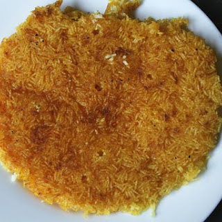 Basic Rice with Tahdig.